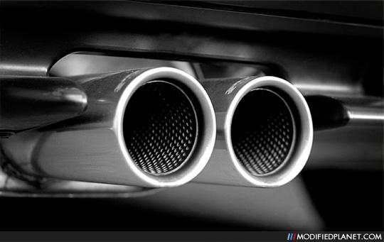Stromung Dual Tip Exhaust For E36 Bmw 325i 328i M3