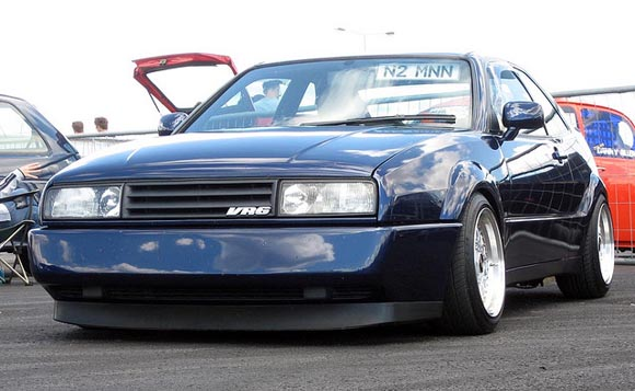 1990 Volkswagen Corrado Vr6 With 17 Quot Bbs Rs Wheels