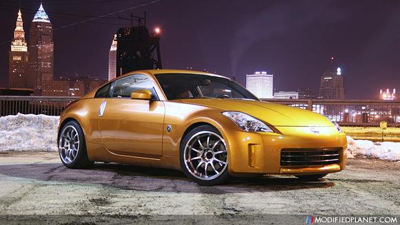 Car Photo Nissan Z Advan X Rs D Wheels