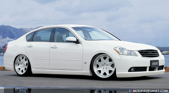 jdm 20 leon hardiritt waffe wheels on 2008 infiniti m45. Black Bedroom Furniture Sets. Home Design Ideas