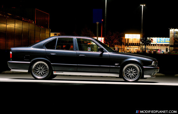 1992 Bmw M5 E34 With 17 Quot Bbs Lm Wheels