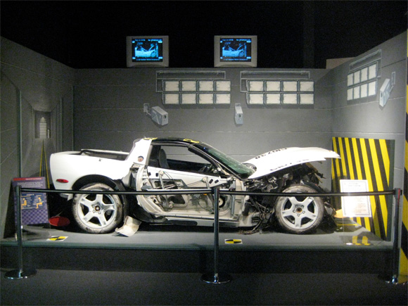 2000 Chevrolet Corvette. 2000 Chevrolet Corvette Crash