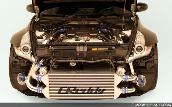 370Z Twin Turbo Kit on inline engine diagram