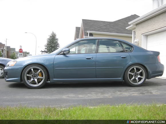 2005 subaru legacy gt with gram lights 57 maximum wheels. Black Bedroom Furniture Sets. Home Design Ideas