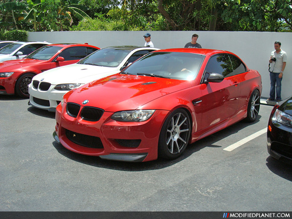 2010 Bmw M3 E92 With 360 Forged Concave10 Wheels