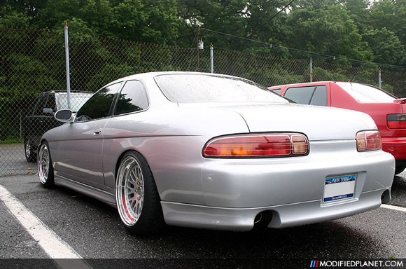 1998 Lexus Sc400 With 18 Ccw Classic Wheels