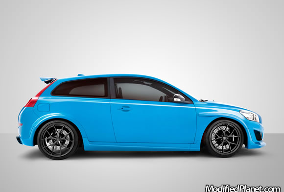 Check out the 2009 Volvo C30 Polestar PCP (Performance Concept Prototype)
