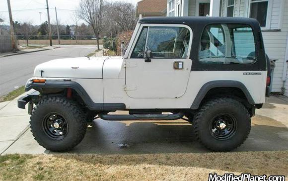 1989 jeep wrangler with 15 cragar d window wheels for 17 inch d window wheels