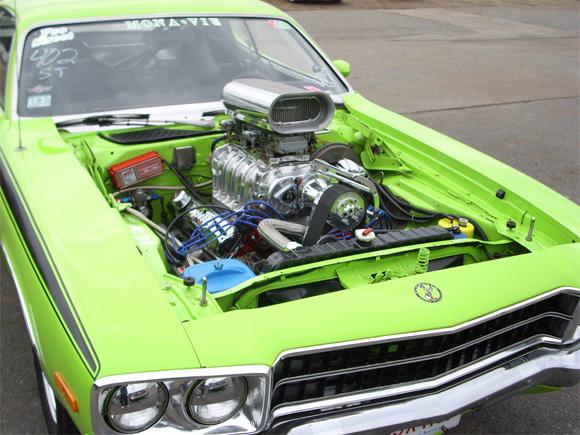 Supercharger Photos