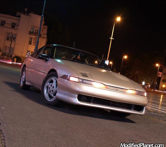 1990 Mitsubishi Eclipse GSX AWD Turbo with Headlight Cover ...