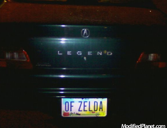 Funny License Plates Jeep