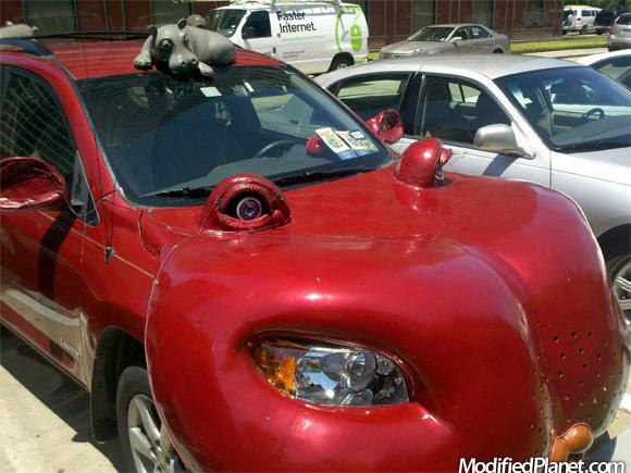 2008 Toyota Rav4 Hippo Car