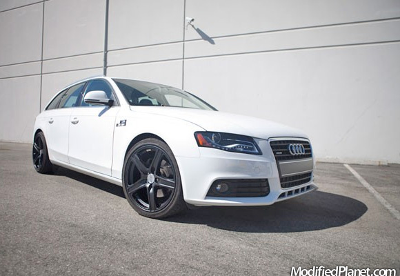 2010 audi a4 avant with 19 x 9 5 axis elite wheels. Black Bedroom Furniture Sets. Home Design Ideas
