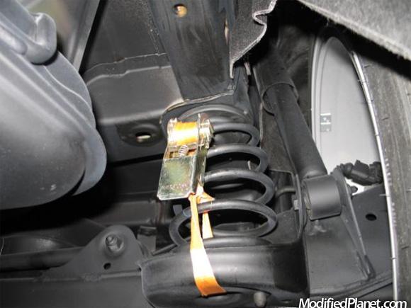Car Photo Volkswagen Beetle Car Show Lowered Strap Fail