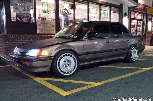 Car Photo Honda Civic Sedan Chevrolet Corvette X Wheels
