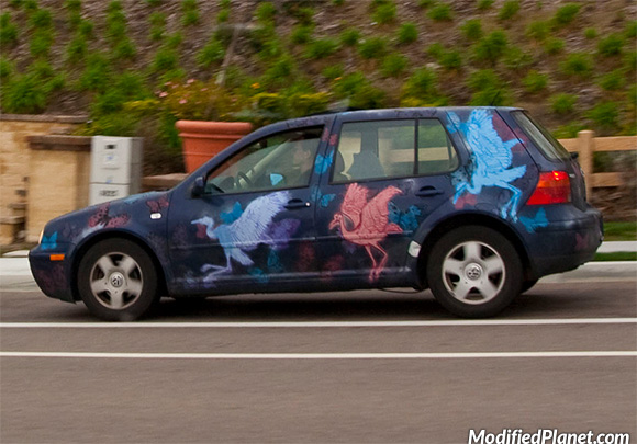 car-photo-2003-volkswagen-golf-4-door-birds-crane-custom-paint-exterior-fail