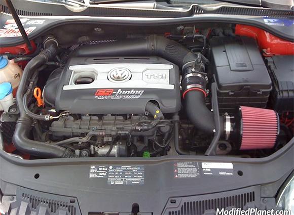 Car Photo Volkswagen Gti T Tsi Neuspeed P Flo Air Intake