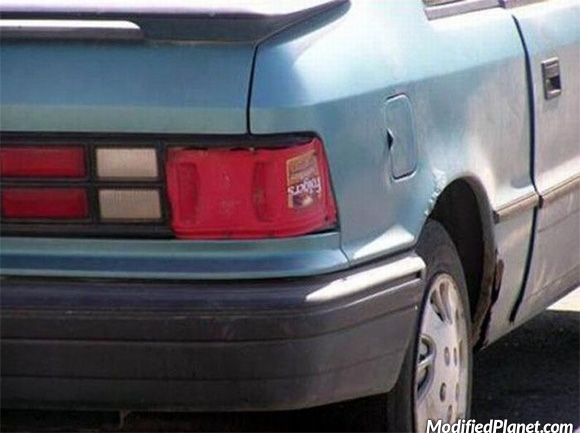 car-photo-1994-dodge-shadow-tail-light-repair-fail-folgers-plastic-can