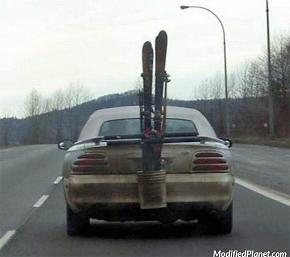 car-photo-1996-ford-mustang-convertible-bucket-carrying-skis-attached-to-bumper-fail