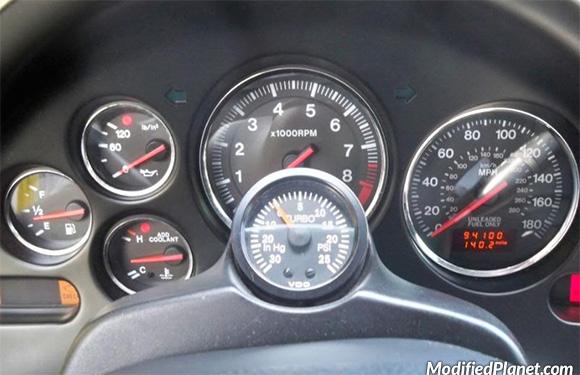 car-photo-1994-mazda-rx7-autometer-steering-column-pod-vdo-boost-gauge
