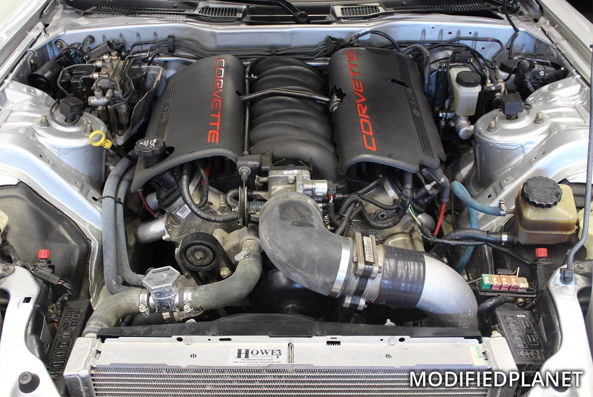 1993 Mazda RX7 Touring with Chevrolet Corvette LS1 Engine Swap