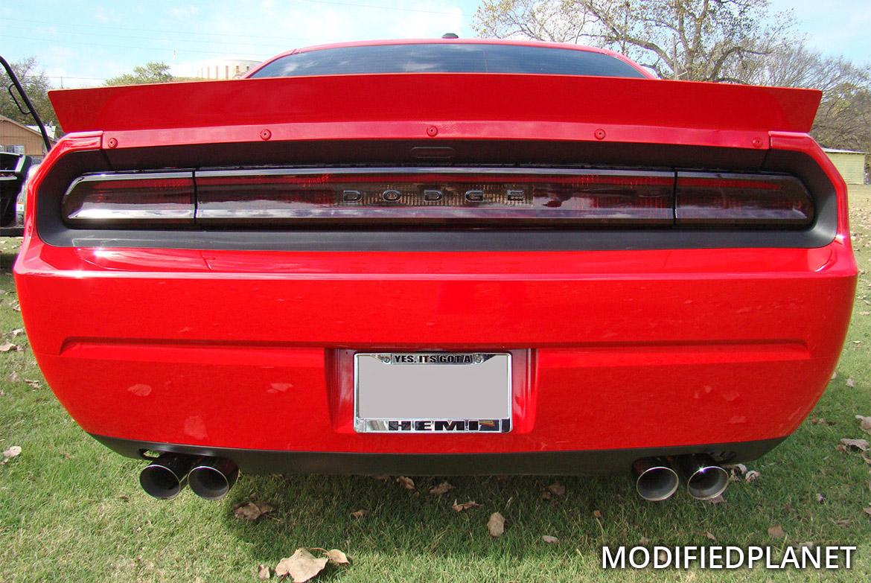 2014 Dodge Charger SRT8 Magnaflow Street Catback Exhaust 16509