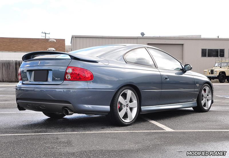 2005 Pontiac GTO Magnaflow Exhaust 15892