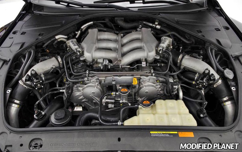 2009 Nissan GTR Premium Go Fast Bits TMS Respons Hybrid Blow Off Valve T9001